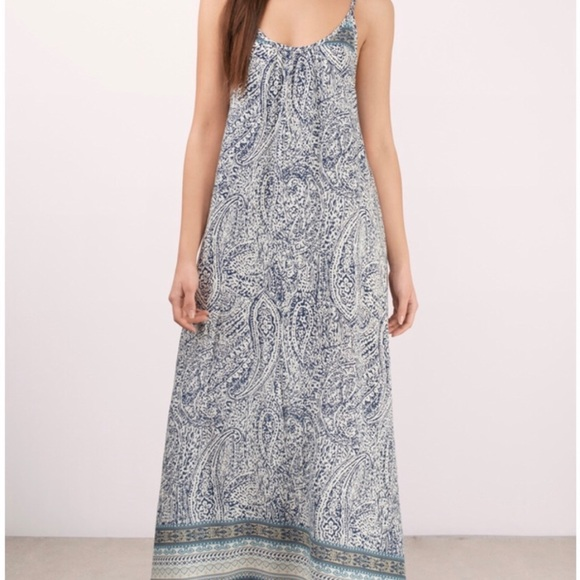 Tobi Dresses & Skirts - TOBI. Maxi Dress. Size M.